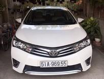 Xe Toyota Corolla altis năm sản xuất 2014, màu trắng, giá 545tr