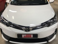 Cần bán gấp Toyota Corolla altis sản xuất năm 2018, màu trắng