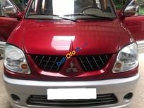 Bán Mitsubishi Jolie 2004, màu đỏ số sàn giá cạnh tranh