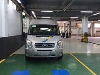 Bán xe Ford Transit 2.4 MID sản xuất 2019, màu bạc