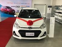 Bán xe Hyundai Grand i10 1.0 MT sản xuất 2018, màu trắng