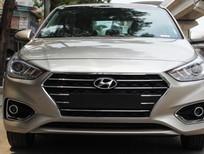 Cần bán Hyundai Accent 1.4 MT sản xuất năm 2018, màu trắng, 424 triệu