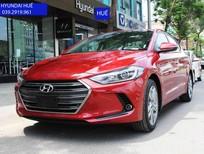 Cần bán Hyundai Elantra 1.6 MT năm sản xuất 2018, màu đỏ, 548 triệu