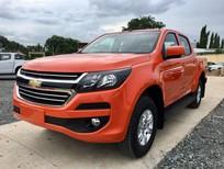 Cần bán xe Chevrolet Colorado LT sản xuất năm 2018, màu đỏ, nhập khẩu nguyên chiếc