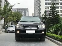 Cần bán lại xe Lexus GX460 2010, màu đen, nhập khẩu chính hãng