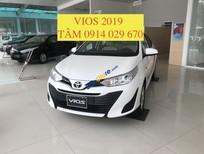 Bán Toyota Vios 1.5 E MT sản xuất năm 2019, màu trắng