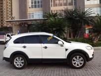 Cần bán Chevrolet Captiva sản xuất 2010, màu trắng số tự động
