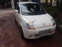 Cần bán xe Daewoo Matiz sản xuất 2007, màu trắng, nhập khẩu nguyên chiếc, giá chỉ 115 triệu