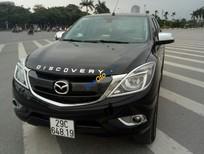 Bán ô tô Mazda BT 50 2.2AT năm sản xuất 2016, màu đen, nhập khẩu nguyên chiếc xe gia đình
