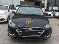 Bán Hyundai Accent năm sản xuất 2019, màu đen