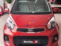 Cần bán Kia Morning SAT sản xuất năm 2019, màu đỏ