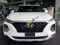 Cần bán xe Hyundai Santa Fe sản xuất năm 2019, màu trắng