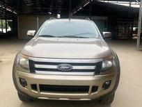 Bán xe Ford Ranger xls 2.2 4x2 2015, màu xám, xe nhập, giá chỉ 485 triệu
