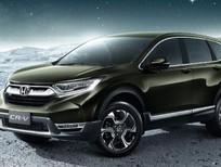 Cần bán Honda CR V L 2019 tại Quảng Bình, màu xanh lam, xe nhập khẩu tại Thái Lan có sẵn