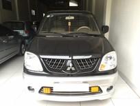 Cần bán gấp Mitsubishi Jolie SS 2005, màu đen, giá tốt