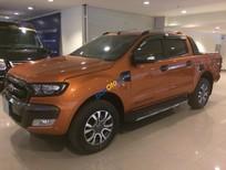 Bán xe Ford Ranger 3.2L Wildtrak 4x4 AT sản xuất 2016, màu nâu cam, xe nhập khẩu