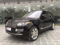 Cần bán LandRover Range Rover SV Autobiography LWB 5.0 V8 sản xuất 2016, màu đen, nhập khẩu