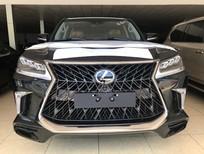 Giao ngay Lexus LX570 Super Sport S 2020 màu đen, hồ sơ đăng ký ngay