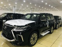 Bán Lexus LX 570 Super Sport năm sản xuất 2019, màu đen, xe nhập