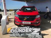 Cần bán Chevrolet Colorado 2.5 năm sản xuất 2019, màu đỏ, nhập khẩu