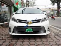 Bán Toyota Sienna LE Limited sản xuất 2018, màu trắng, nhập khẩu nguyên chiếc