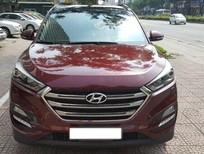 Cần bán gấp Hyundai Tucson 2.0 năm sản xuất 2017, màu đỏ, nhập khẩu Hàn Quốc