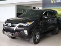 Cần bán xe Toyota Fortuner G 2.4MT năm sản xuất 2017, màu nâu, nhập khẩu