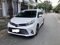 Cần bán lại xe Toyota Sienna Limited 3.5 sản xuất năm 2018, màu trắng, nhập khẩu nguyên chiếc