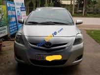 Cần bán gấp Toyota Vios E năm sản xuất 2009, màu xám như mới, giá cạnh tranh