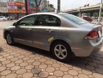 Cần bán lại xe Honda Civic 1.8AT sản xuất 2009, màu bạc, 337 triệu