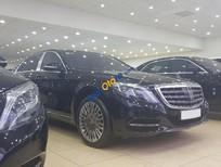 Cần bán lại xe Mercedes S600 Maybach sản xuất 2015, màu đen, xe nhập như mới
