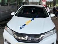 Cần bán lại xe Honda City AT năm sản xuất 2014, màu trắng như mới