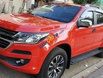 Bán Chevrolet Colorado LTZ năm 2018, màu đỏ, nhập khẩu nguyên chiếc số tự động, 725tr