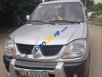 Cần bán Mitsubishi Jolie MT sản xuất 2004, màu bạc xe gia đình