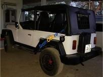 Bán Jeep CJ năm sản xuất 1950, màu trắng, xe nhập, 190 triệu