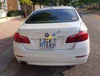 Cần bán gấp BMW 5 Series 520i năm sản xuất 2014, màu trắng, nhập khẩu nguyên chiếc