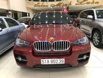 Cần bán lại xe BMW X6 sản xuất năm 2011, màu đỏ, nhập khẩu