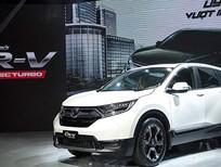 Cần bán xe Honda CR V G 2019 tại Quảng Bình, màu trắng, nhập khẩu khuyến mãi lớn tháng 3