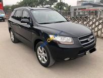 Cần bán Hyundai Santa Fe MLX 2.0 sản xuất 2009, màu đen, nhập khẩu