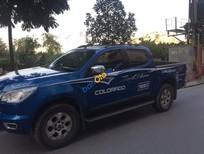 Bán Chevrolet Colorado sản xuất năm 2014, màu xanh lam, giá 435tr