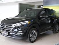 Bán xe Hyundai Tucson 2.0 đời 2018, màu đen