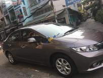 Cần bán Honda Civic 1.8 AT sản xuất năm 2012, màu nâu