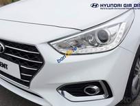 Bán Hyundai Accent 1.4 AT sản xuất năm 2019, màu trắng, giá chỉ 499 triệu