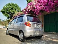 Bán Daewoo Matiz SE sản xuất năm 2007, màu bạc xe gia đình