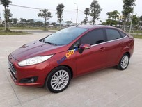 Bán Ford Fiesta Titanium năm sản xuất 2017, màu đỏ