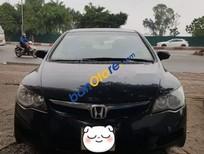 Cần bán xe Honda Civic 1.8 sản xuất năm 2007, màu đen chính chủ giá cạnh tranh