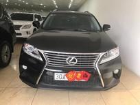 Bán Lexus RX350 màu đen, nội thất kem, sản xuất và đk 2015, biển Hà Nội