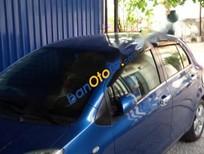 Cần bán Toyota Yaris năm sản xuất 2007, màu xanh lam, xe nhập