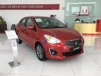 Bán xe Mitsubishi Attrage sản xuất năm 2019, màu đỏ, nhập khẩu