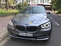 Bán BMW 5 Series 535i sản xuất 2013, màu xám, nhập khẩu chính chủ